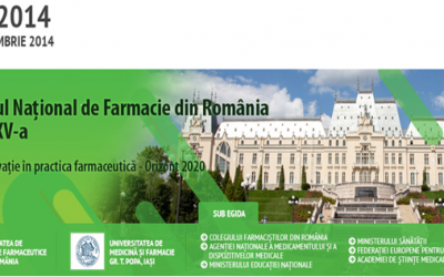 Flamozil participation to National Congress of Pharmacy, 2014
