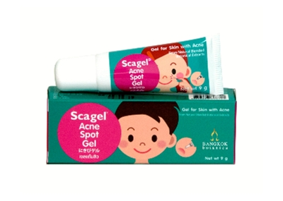 Scagel Acne Spot Gel