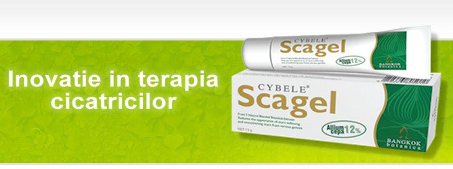 Scagel – Inovație în terapia cicatricilor