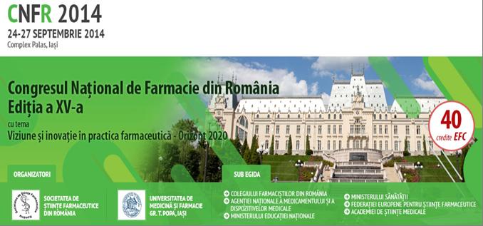 Participare Flamozil în cadrul Congresului Naţional de Farmacie 2014